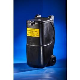 ECP DWB90 Anti Static Conductive Wheelie Bin 410mm x 915mm (WxH) 90 litres