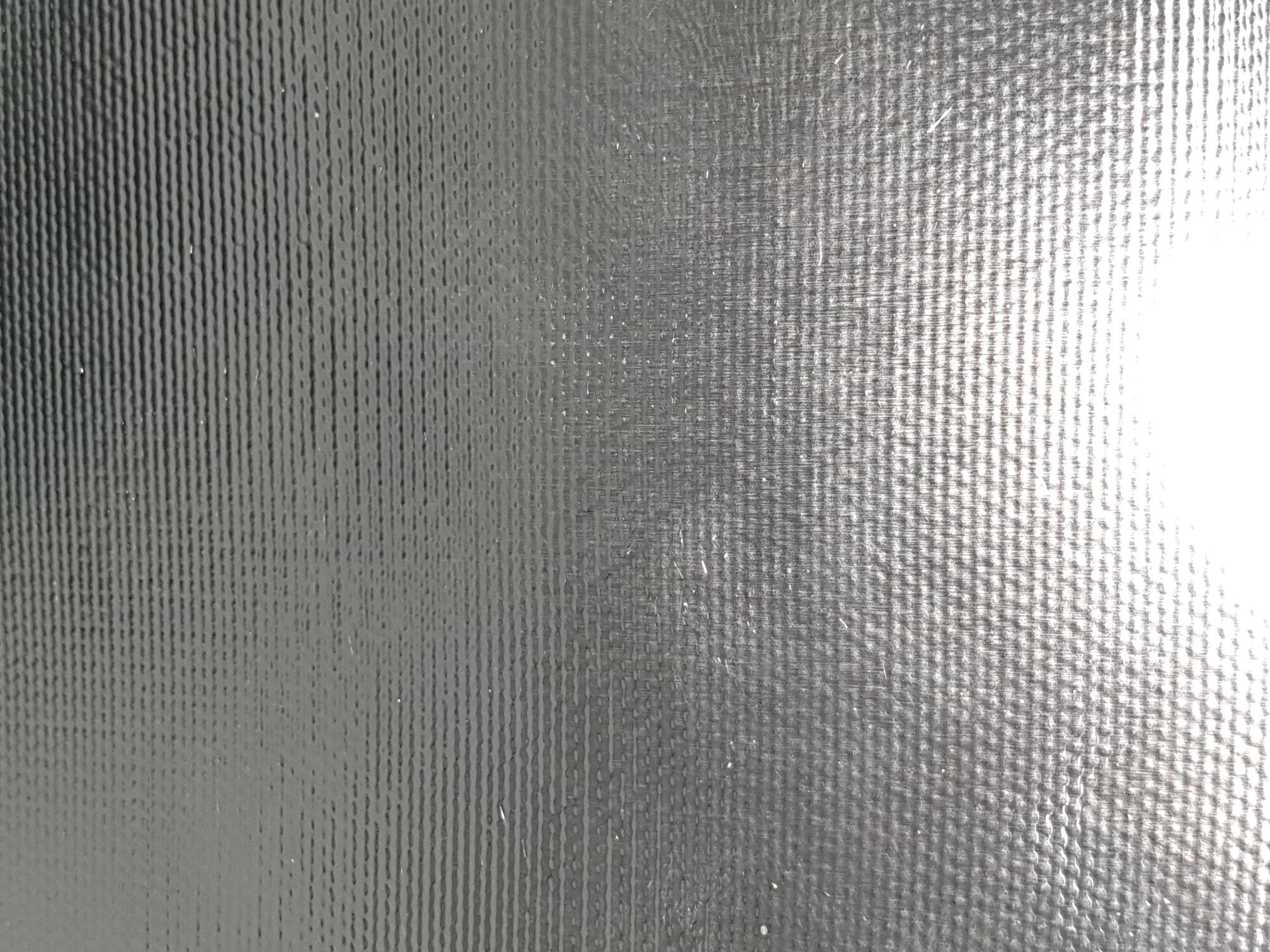 ECP 7004 200GSM 18um Aluminised Glass Fabric