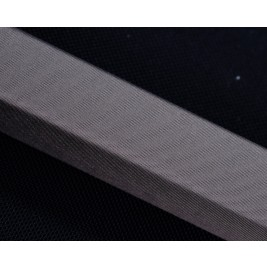 430-0030-0030SFG Fabric Over Foam Conductive Gasket Square Shape 3.0mm x 3.0mm (WxH)
