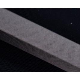 430-0020-0020SFG Fabric Over Foam Conductive Gasket Square Shape 2.0mm x 2.0mm (WxH)
