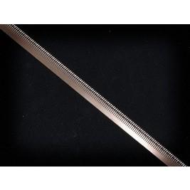 ECP 663  Beryllium Copper (Be/cu) Fingerstrip 13.46mm x 1.27mm (WxH)