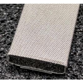 410-0095-0025SFG Fabric Over Foam Soft EMI Shielding Gasket Rectangle Shape 9.5mm x 2.5mm (WxH)