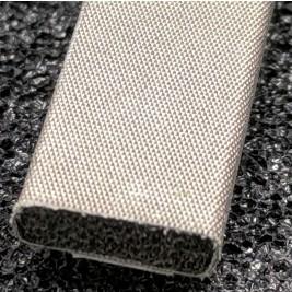 410-0097-0033SFG Fabric Over Foam Soft EMI Shielding Gasket Rectangle Shape 9.7mm x 3.3mm (WxH)