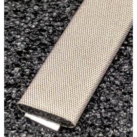 420-0070-0012SFG Fabric Over Foam Soft EMI Shielding Gasket Flat Shape 7.0mm x 1.2mm (WxH)