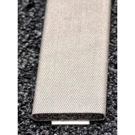 420-0100-0016SFG Fabric Over Foam Soft EMI Shielding Gasket Flat Shape 10.0mm x 1.6mm (WxH)