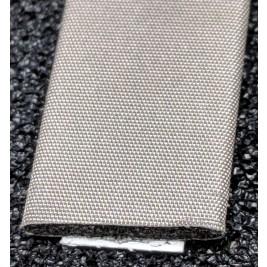 420-0130-0015SFG Fabric Over Foam Soft EMI Shielding Gasket Flat Shape 13.0mm x 1.5mm (WxH)