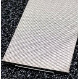 420-0210-0010SFG Fabric Over Foam Soft EMI Shielding Gasket Flat Shape 21.0mm x 1.0mm (WxH)