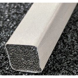 430-0095-0095SFG Fabric Over Foam Conductive Gasket Square Shape 9.5mm x 9.5mm (WxH)