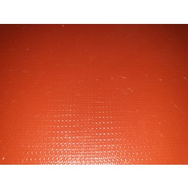 ECP 7001 430GSM+80GSM One Side Silicone Coated Glass Fabric