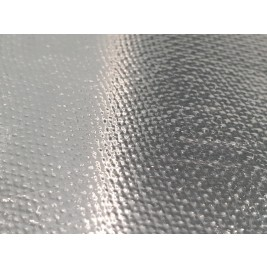 ECP 7005 430GSM + Aluminised Pet Film Glass Fabric