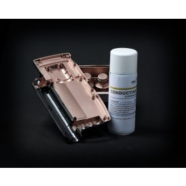 ECP 555 SIlver Plated Copper EMI Shielding Aerosol Paint