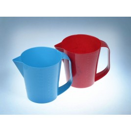 ECP 1810 Magnetically Detectable 1 Ltr Jug Red or Blue