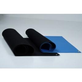 ECP 1527 Two Ply Blue/Black Anti Static Dissipative Matting 1.2mm x 0.6mm x 1.25mm thick