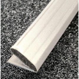 450-0098-0100SFG Fabric Over Foam Conductive Gasket V Shape 9.80mm x 10.0mm (WxH)