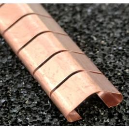 ECP 611 Beryllium Copper (Be/cu) Fingerstrip 7.62mm x 3.3mm (WxH)