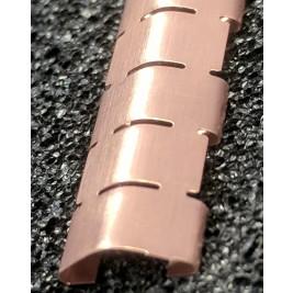 ECP 612V32F15 Beryllium Copper (Be/cu) Fingerstrip V Series Snap On 8.1mm x 2.8mm (WxH)