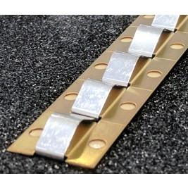 ECP 614/OMNI Beryllium Copper (Be/cu) Fingerstrip 19.0mm x 5.6mm (WxH)