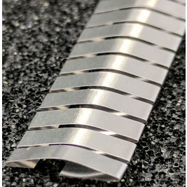 ECP 632/SS Stainless Steel Fingerstrip 11.4mm x 2.0mm (WxH)