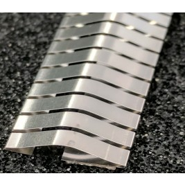 ECP 636 Stainless Steel Fingerstrip 15.2mm x 3.0mm (WxH)