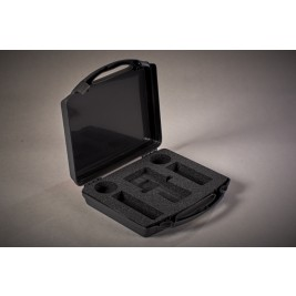 ECP 1095/C Anti Static Conductive Black Carry Case 391 x 315 x 90mm