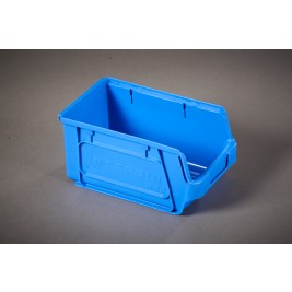 ECP 1102/HC/B Anti Static Dissipative Blue Bin