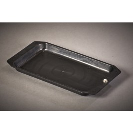 ECP 1110 Anti Static Conductive Black Picking Tray with Stud 325 x 175 x 25mm