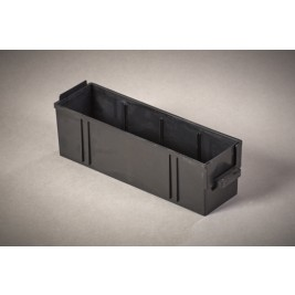 ECP 1116/2 Anti Static Conductive Black Interbox 250 x 90 x 80mm