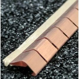 ECP 621 Beryllium Copper (Be/cu) Fingerstrip 5.3mm x 2.03mm (WxH)