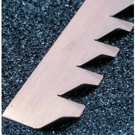 ECP 623  Beryllium Copper (Be/cu) Fingerstrip 19.05mm x 5.3mm (WXH)