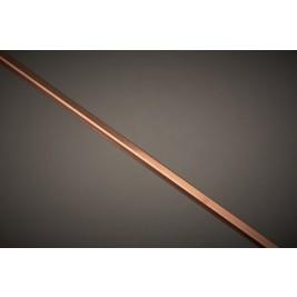 ECP 636 Beryllium Copper (Be/cu) Fingerstrip Slotless 15.24mm x 3.05mm (WxH)