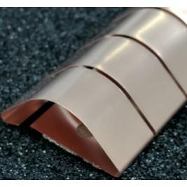 ECP 647  Beryllium Copper (Be/cu) Fingerstrip 27.94mm x 10.16mm (WxH)