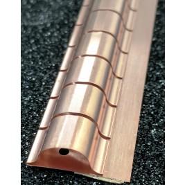 ECP 658  Beryllium Copper (Be/cu) Fingerstrip 19.81mm x 5.59mm (WxH)