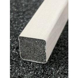 430-0130-0130SFG Fabric Over Foam Conductive Gasket Square Shape 13.0mm x 13.0mm (WxH)
