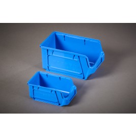 ECP 1101/HB/B Anti Static Dissipative Blue Bin