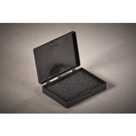 ECP 1013 Anti Static Conductive Plastic Box HD foam 90mm x 64mm x 19mm