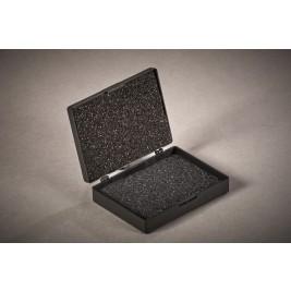 ECP 1014 Anti Static Conductive Plastic Box HD & LD foam 90mm x 64mm x 19mm