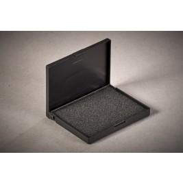 ECP 1019 Anti Static Conductive Plastic Box HD foam 108mm x 82mm x 17mm