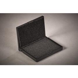 ECP 1020 Anti Static Conductive Plastic Box HD & LD foam 108mm x 82mm x 17mm