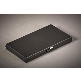 ECP 1032 Anti Static Conductive Plastic Box HD & LD foam 230mm x 130mm x 22mm
