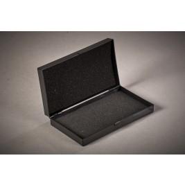ECP 1044 Anti Static Conductive Plastic Box HD & LD foam 230mm x 130mm x 40mm