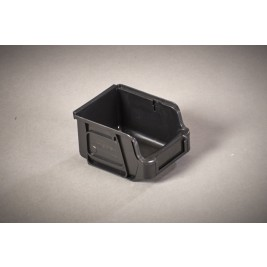 ECP 1100/HC Anti Static Conductive Plastic Bin 103mm x 130mm x 75mm