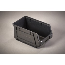 ECP 1102/HC Anti Static Conductive Plastic Bin 230mm x 145mm x 130mm