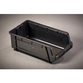 ECP 1103/HC Anti Static Conductive Plastic Bin 365mm x 200mm x 130mm